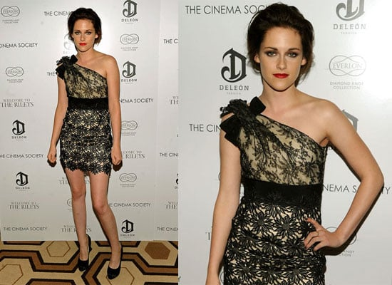 Kristen Stewart at Welcome to the Rileys Screening in NYC 2010-10-18 18:00:00