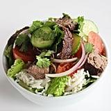 Beef: Spicy Thai Beef Salad