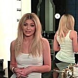 "Kylie Titled Her Video ""Kylie Comes Clean"""