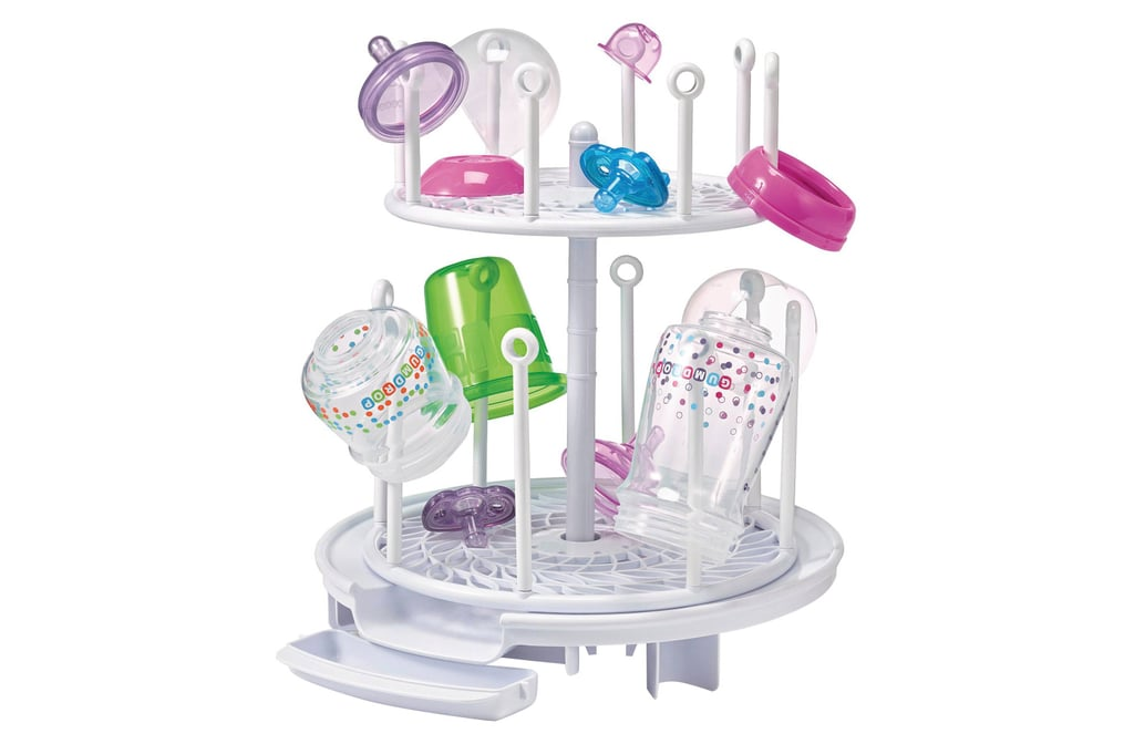 A Bottle-Drying Rack