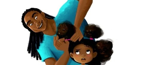 This Animated Film About Natural Hair Is the Cutest Thing You'll See Today