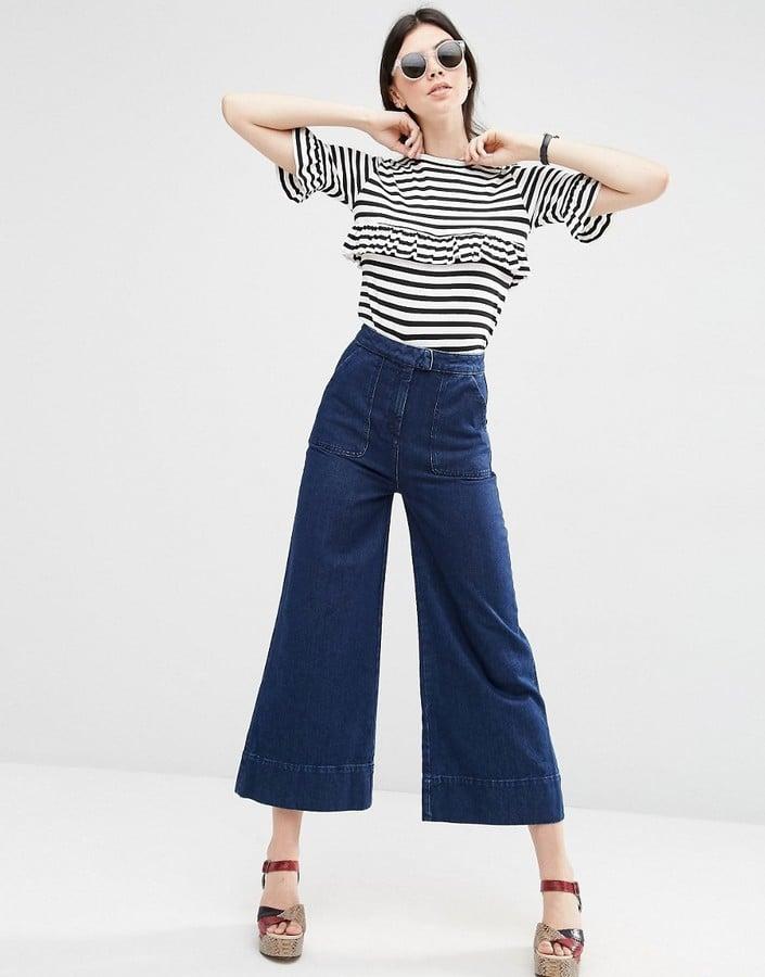 Fall 2016 Denim Trends | POPSUGAR Fashion