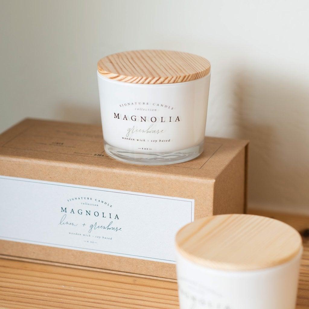 Magnolia Signature Candle Bundle