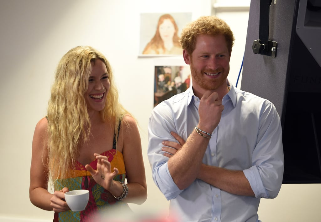 Prince Harry and Joss Stone