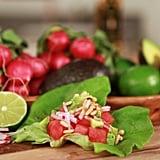 Whole30: Watermelon, Radish and Avocado Tacos
