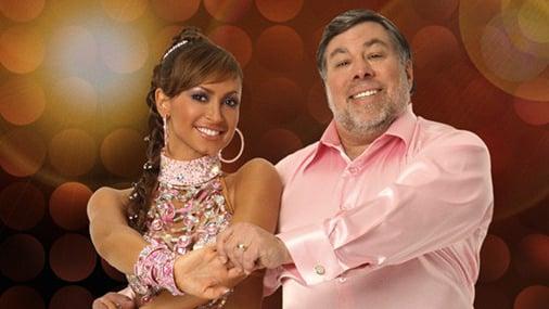 Steve Wozniak On Dancing With the Stars Tonight