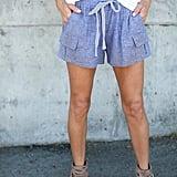 Andunni High-Waisted Shorts