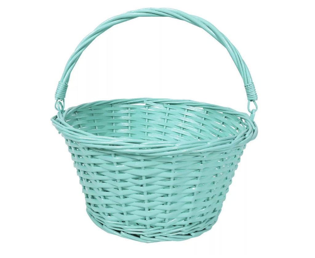 Easter Basket, Turquoise