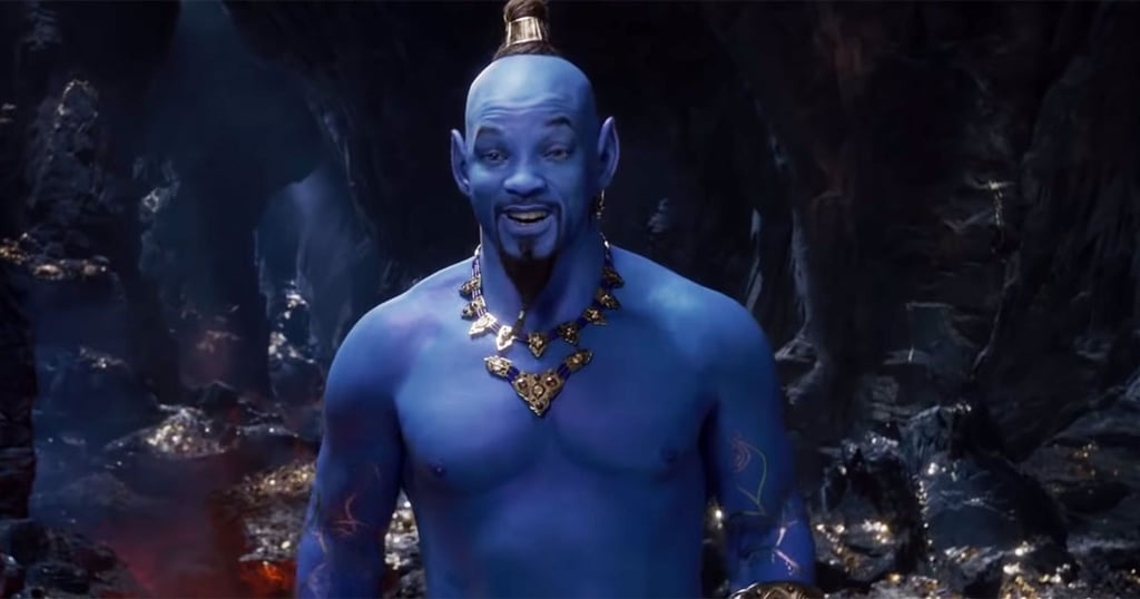 Funny Tweets About Will Smith as Genie in Aladdin Trailer