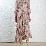 We Love: Zimmermann Folly Feathery Dress, $995