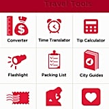 Frommer's Travel Tools (Free)