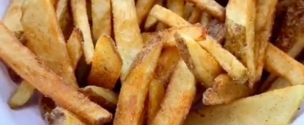 Copycat Five Guys Cajun French Fries Recipe | TikTok Video