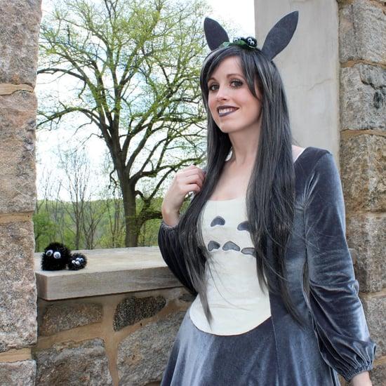 Totoro Costume DIY