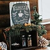 Charming Hot Cocoa Bar