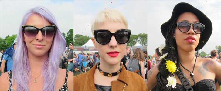 Rainbow Hair Reigned Supreme at Governors Ball 2015