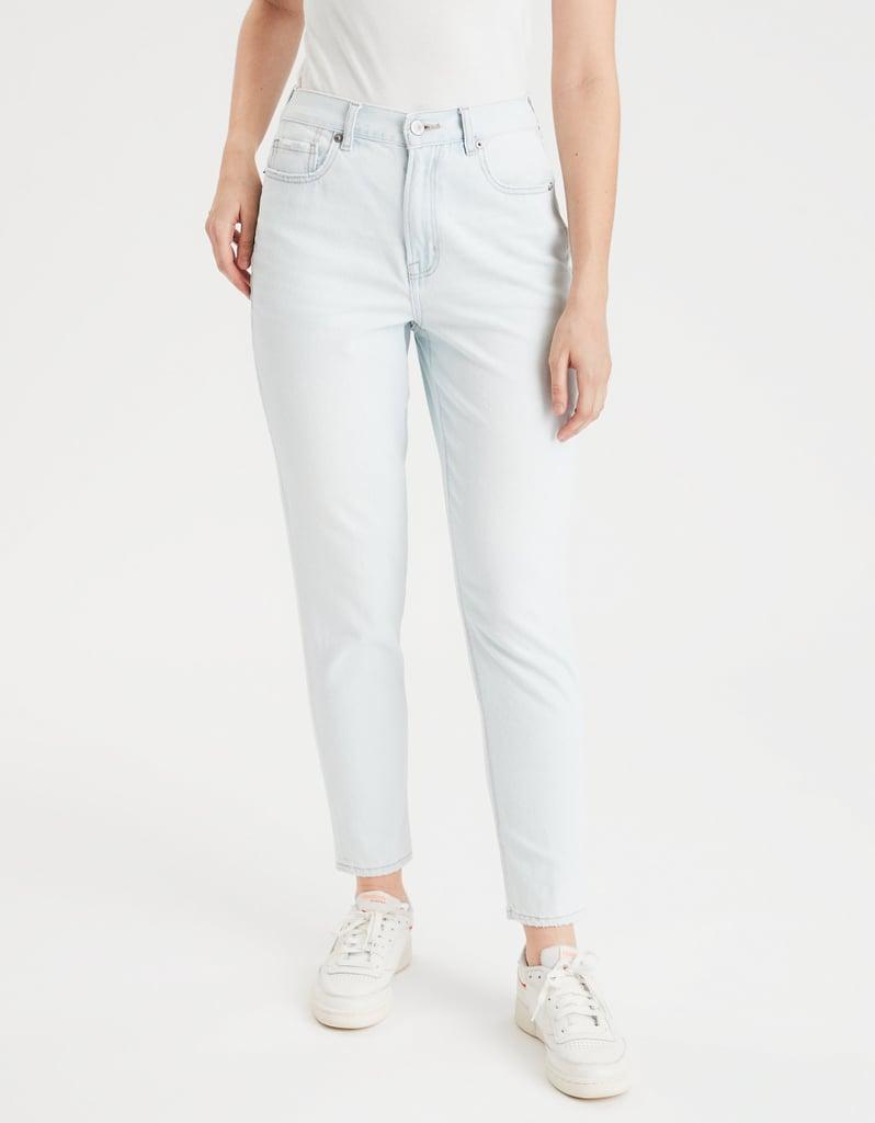 Shop Kiara's Exact Light-Wash Jeans