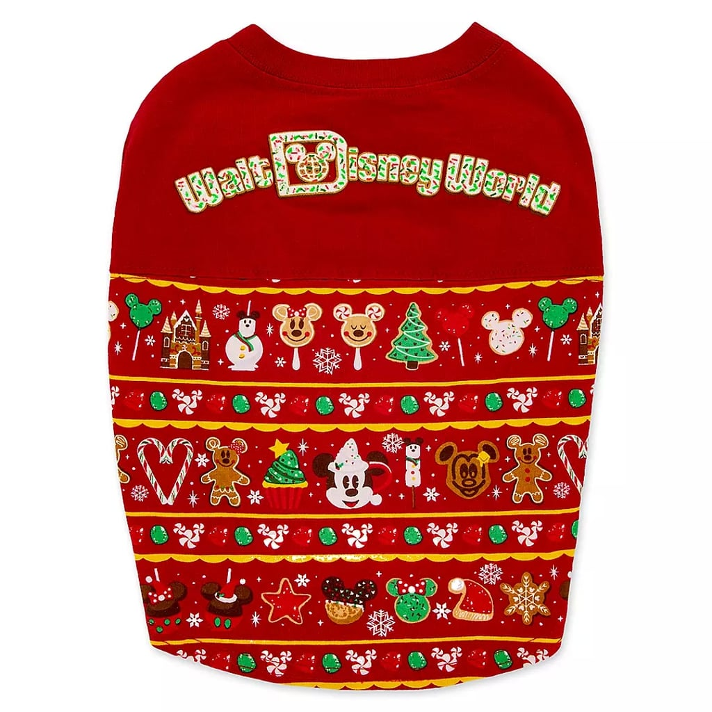 Walt Disney World Holiday Foods Spirit Jersey For Dogs