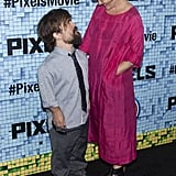Peter Dinklage and Erica Schmidt Pictures