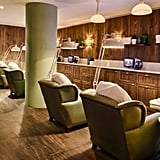 The Cowshed Spa is like a major throwback