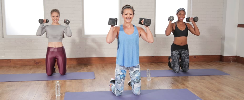30-Minute Full-Body Workout With Weights