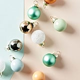Miniature Pastel Ornaments, Set of 24