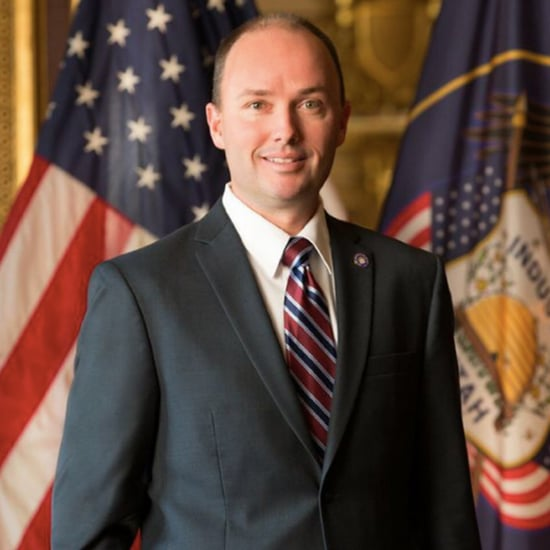 Utah Politician's Speech on Homophobia | Video