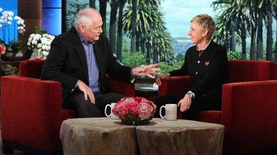 Dale Hansen Interview On The Ellen Show Video Popsugar Celebrity