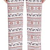 PJ Salvage Polar Fairisle Pajama Pants