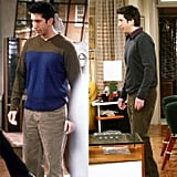 Ross's Jeans on Friends