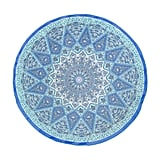 Round Beach Towel ($25)