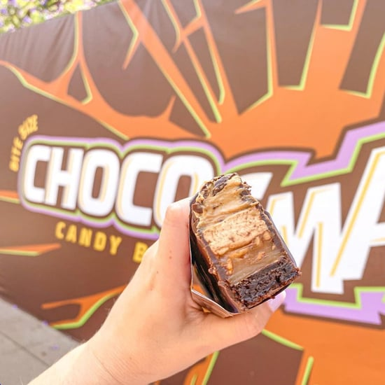 Check Out the Choco-Smash Candy Bar at the Avengers Campus