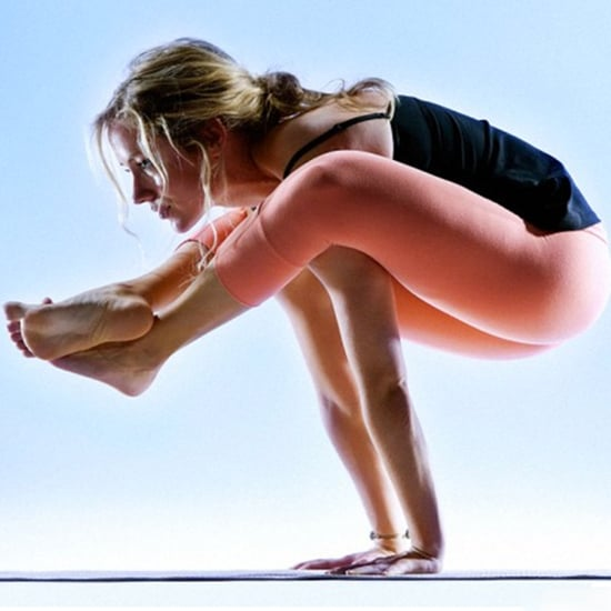 How to Feel Strong in Arm Balances