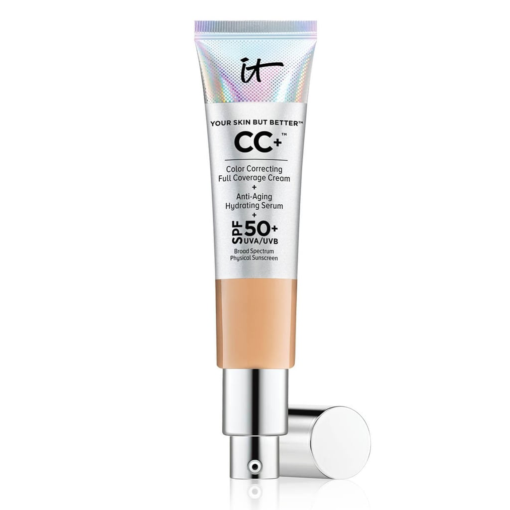 Step 1: Apply an Easy-to-Blend CC Cream