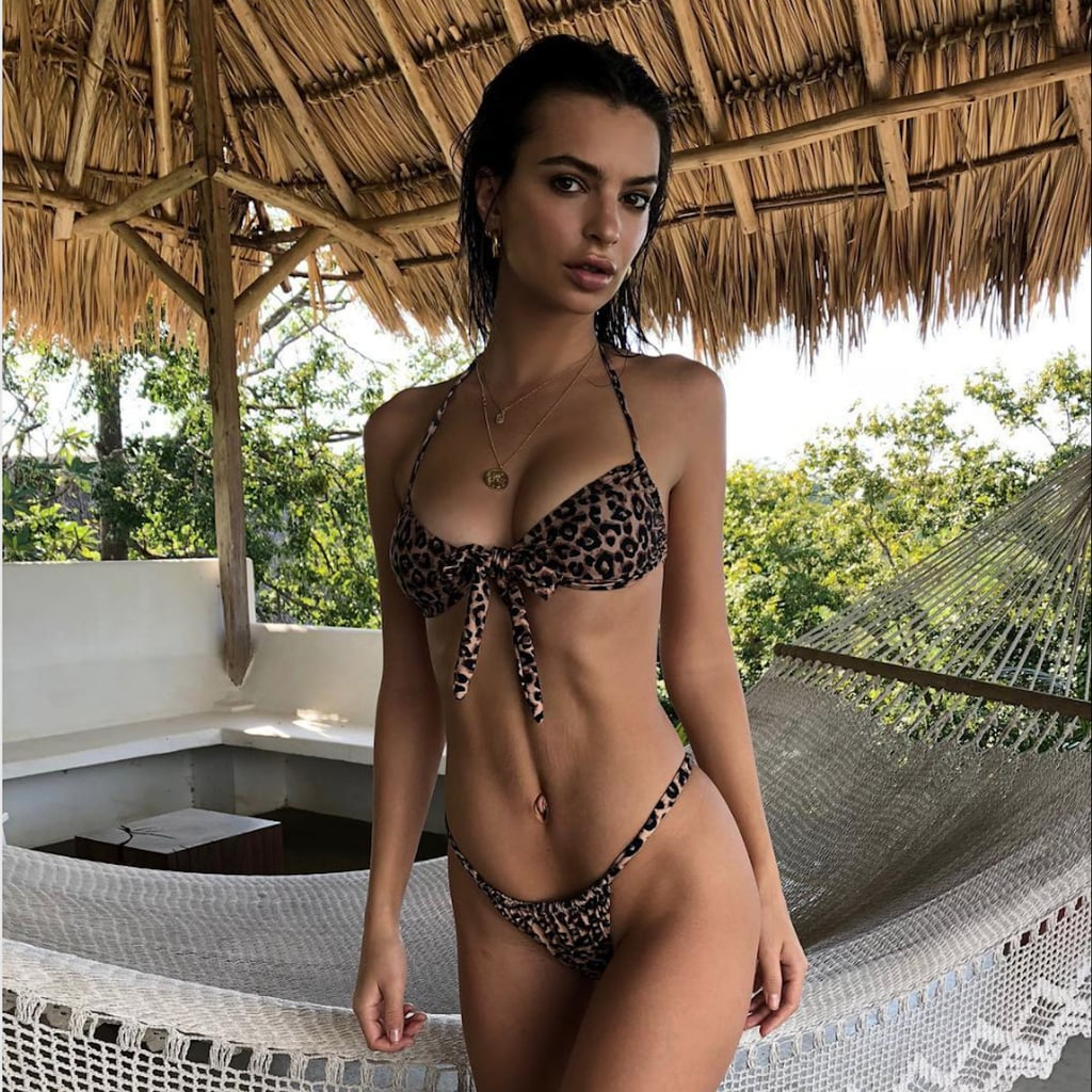 Most Popular Celebrity Swimsuits 2017