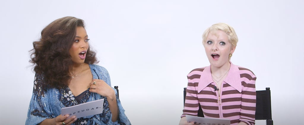 Chilling Adventures of Sabrina Video Interview