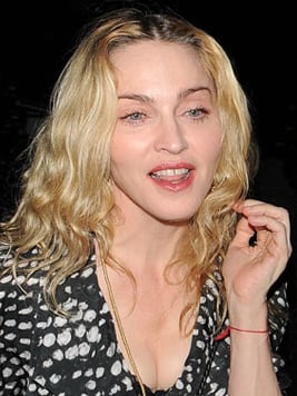 Sugar Bits — Madonna Injured In Horseriding Accident