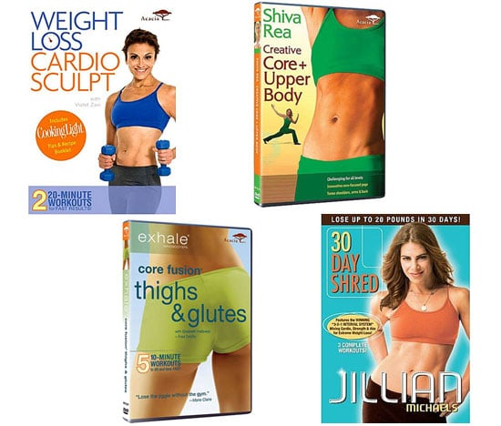 Fitness DVDs From 2009