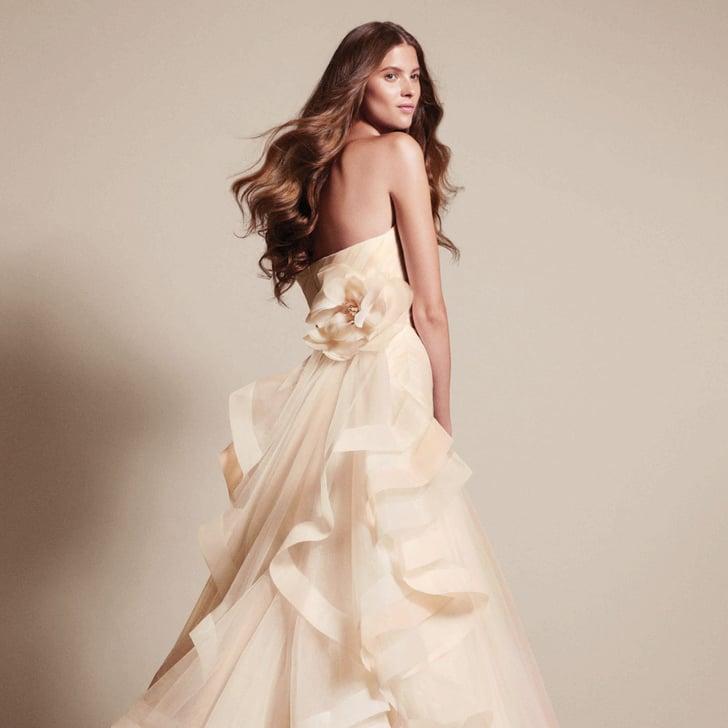 White by Vera Wang Wedding Dresses Spring 2014