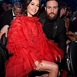 Pictured: Kacey Musgraves and Ruston Kelly