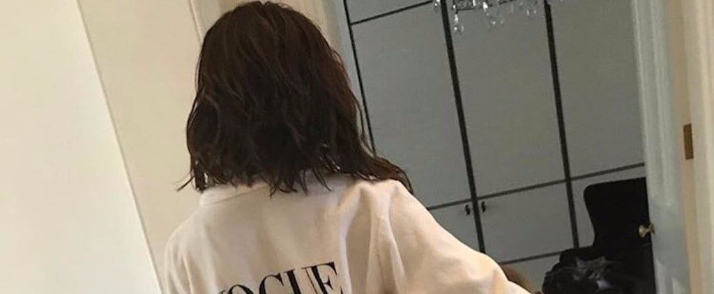 The Darling Mommy-and-Me Robes Vogue Gave to Victoria Beckham