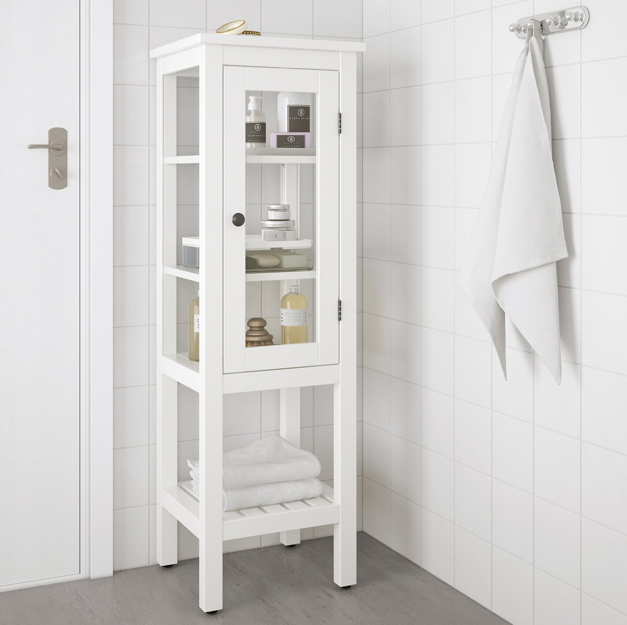 Best Ikea Furniture For Small Bathrooms Popsugar Home