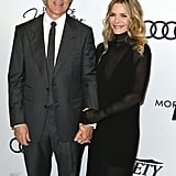 Michelle Pfeiffer and David E. Kelley: 25 Years