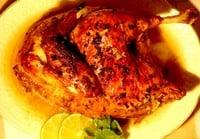 Sunday Dinner: Roasted Lemongrass Chicken