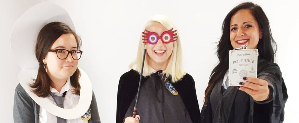 30+ Harry Potter Group Costume Ideas For Anyone Trying to Forget They're a Muggle
