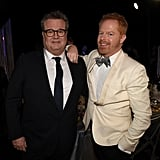 Pictured: Jesse Tyler Ferguson and Eric Stonestreet