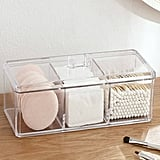 Clear Cosmetic Storage Box