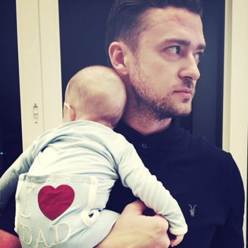 Pictures: Cute Celebrity Dads