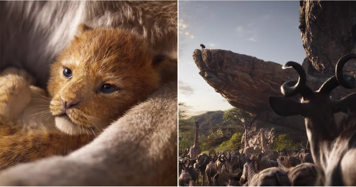 is the disney lion king remake animated