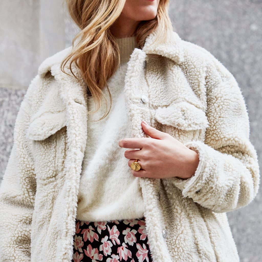 Call Me an Outfit Repeater, but I Can't Stop Wearing This $37 Slip Skirt For Winter