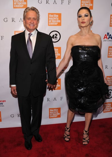 Michael Douglas Undergoing Cancer Treatment